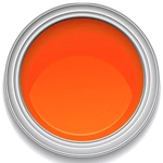 Bright Orange - Quart