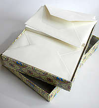 "Box of 100 4.5""x7"" Envelopes"