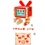 PLAY-DECO - Greeting Messenger Robot