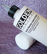 Golden Acrylic Glazing Liquid Satin