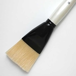 Simply Simmons XL Brushes - Natural Bristle - Flat