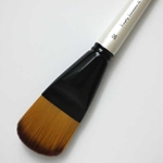 Simply Simmons XL Brushes - Soft Synthetic - Filbert