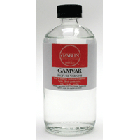 Gamblin Gamvar Picture Varnish