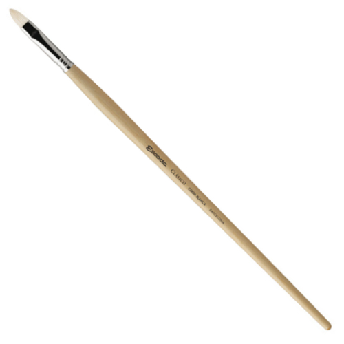 Escoda Clasico Long Handle - Short Filbert