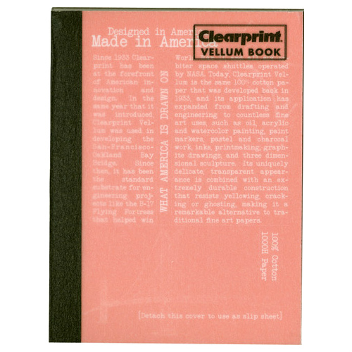 Clearprint Vellum Books