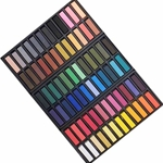 Faber Castell Soft Pastels Box of 72 Half Length Sticks