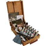 Gamblin Deluxe Painting System Set