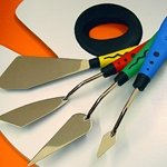 RGM Soft Grip Palette Knives
