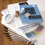 Nazareth College/Pat Groves Watercolor Kit