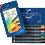 Faber-Castell ART GRIP Colored Pencil 12 Piece Set