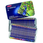 Derwent Inktense Set of 72 Pencils in a Tin
