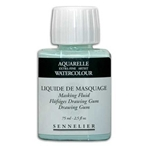 Sennelier Masking Fluid - Aquarelle Drawing Gum