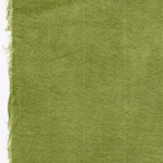 Hand Made Korean Hanji Paper- Moss Green