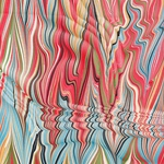 Stephen Pittelkow Hand Marbled Paper- Pattern #6