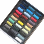 Sennelier Pastel Half Stick Set - Plein Air Urban Set - Set of 30