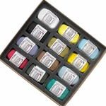 Diane Townsend Handmade Terrages Sets - Wolf Kahn Favorites C Set of 12 Pastels
