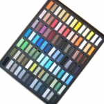 Great American Pastels - Alan Flattmann Master Palette - 91 Half Stick Assortment