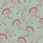 """NEW!"" Unicorn Printed Lokta Paper"