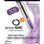 "Yupo Heavy-Weight Watercolor Pad - 11""x14"" - 10 Sheet Pad"