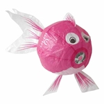 Paper Balloon- Goldfish (Random pick of orange, pink, or yellow)