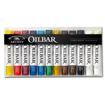 Winsor & Newton Oilbar 12 Colour Set