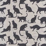 """NEW!"" Cat Silhoette Paper"