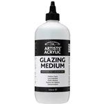 Winsor & Newton Artists' Acrylic Glazing Medium
