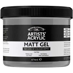 Winsor & Newton Artists' Acrylic Matt Gel