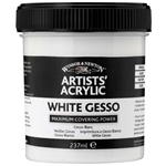 Winsor & Newton Artists' Acrylic White Gesso