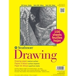 "Strathmore Drawing Paper Classroom Value Pack - Series 300 - 9""x12"""