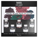 Liquitex Soft Body Acrylic Muted Colors Set of 5