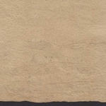 Amate Bark Paper from Mexico - Solid Bayo 15.5x23 Inch Sheet