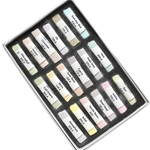 Great American Pastels - Ultra Lites Set - 18 Handmade Soft Pastels