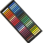 Girault Soft Pastel Sets - Michael Chesley Johnson Plein Air - Set of 50 Pastels