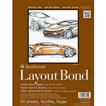 Strathmore Layout Paper Pads - 400 Series