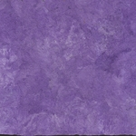 Amate Bark Paper from Mexico - Solid Morado Purple 15.5x23 Inch Sheet