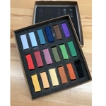 Great American Art Works 18 Half Stick Street Colors Set