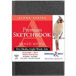 Stillman & Birn Alpha Series Premium Hard-Bound Sketch Books