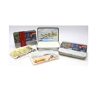 Hahnemuhle Watercolor Postcards in Metal Tins