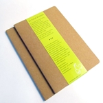Hahnemuhle Travel Booklets