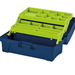 "Pro Art 14"" Box with 2 Cantileiver Tray"