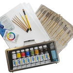 The Essential Acrylic Painters Starter Set