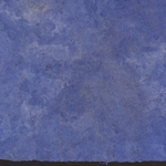 Amate Bark Paper from Mexico - Solid Azul Blue 15.5x23 Inch Sheet