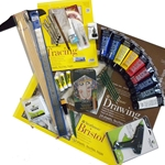 Franzie Weldgen Art 101 Art Essentials Kit