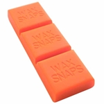 Enkaustikos Wax Snaps - Fluorescent Orange (40ml)