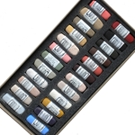 Diane Townsend Handmade Soft Pastel Sets - Portrait B Set of 24 Pastels