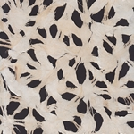 Spiderweb Amate Bark Paper from Mexico- White 15.5x23 Inch Sheet
