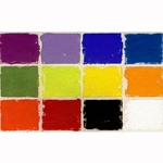 Diane Townsend Handmade Terrages Sets - Primary Colors Set of 12 Pastels