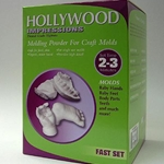 Art Molds Hollywood Impressions Molding Powder for Craft Molds