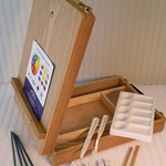 Winsor & Newton Cotman Watercolour - Complete Easel Painting Set